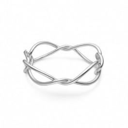 Chloe armbånd sølv-20