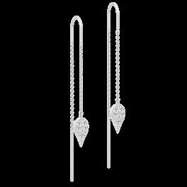 PEACOCK sølv ørehængere-20