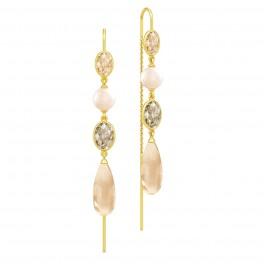 FAIRYTALE lady chandeliers ørehængere-20