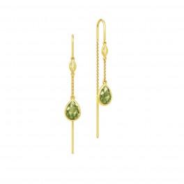 FAIRYTALE tinkerbell chandeliers, citrin og peridot-20
