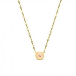 IRIS halskæde, lyserød-20