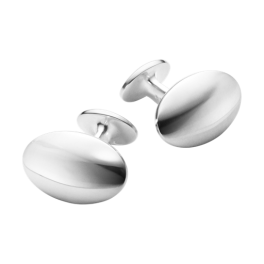 MENS CLASSIC ovale manchetknapper-20