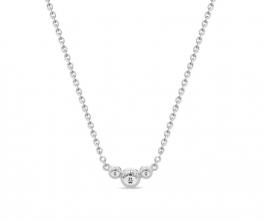 FINA sølv halskæde-20