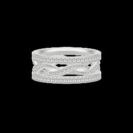 OCEAN sølv ringe-20