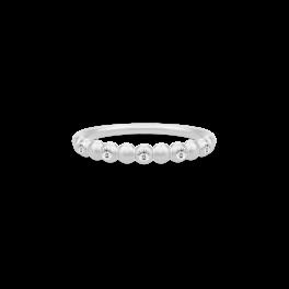 BLOOM sølv classic ring-20