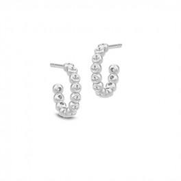 GRACE sølv øreringe små-20