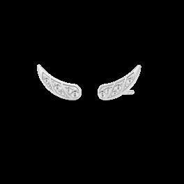 PEACOCK sølv ørestikker, small-20