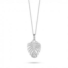 Tropic halskæde sølv-20