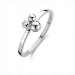 Universe hvidguld ring-20