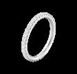 AURORA ring 1553A hvidguld