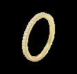 AURORA ring 1553 rødguld